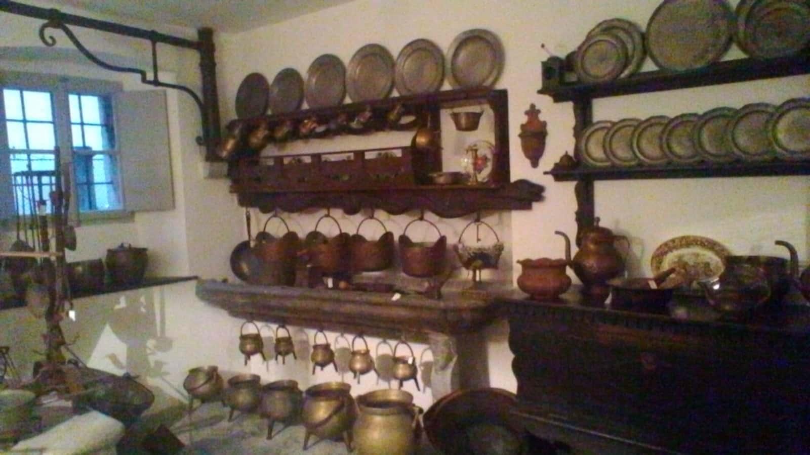 Casa bruseschi piccolo museo della casa carnica for Piccolo creatore della pianta della casa